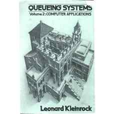 سیستم های صف - جلد دوم: کاربردهای کامپیوتری (کلینراک) (ویرایش اول 1976)