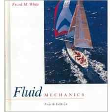 مکانیک سیالات (وایت) (ویرایش چهارم 1998)
