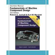 حل المسائل مبانی طراحی اجزای ماشین (جووینال و مارشک) (ویرایش سوم 2003)