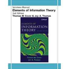 حل المسائل اصول تئوری اطلاعات (کاور و توماس) (ویرایش دوم 2006)