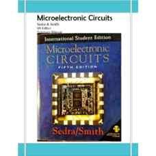 حلالمسائل مدارهای میکروالکترونیک (سدرا و اسمیت) (ویرایش پنجم 2004)