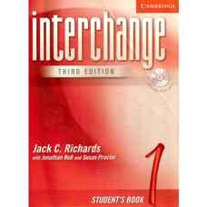 کتاب دانشآموز اینترچنج سطح 1 (ریچاردز، هال و پروکتور) (ویرایش سوم 2004)