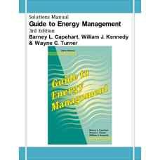 حل المسائل راهنمای مدیریت انرژی (کیپهارت، کندی و ترنر) (ویرایش سوم 2001)