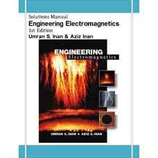 حل المسائل الکترومغناطیس مهندسی (اینان و اینان) (ویرایش اول 1998)