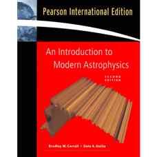 مقدمه ای بر فیزیک نجومی مدرن (کارول و اوستلی) (ویرایش دوم 2006)