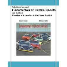 حل المسائل مبانی مدارهای الکتریکی (الکساندر و سادیکو) (ویرایش سوم 2006)