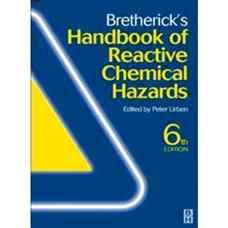 هندبوک خطرات شیمیایی راکتیو Bretherick (اوربن و برتریک) (ویرایش ششم 1999)