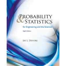 آمار و احتمال برای مهندسی و علوم پایه (دوور) (ویرایش هشتم 2011)