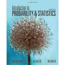 مقدمه ای بر احتمال و آمار (مندنهال، بیور و بیور) (ویرایش چهاردهم 2012)