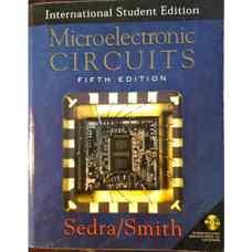 مدارهای میکروالکترونیک (سدرا و اسمیت) (ویرایش پنجم 2004)