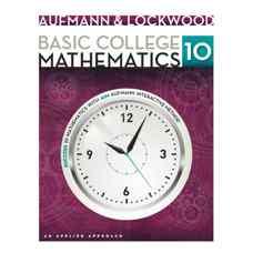 ریاضیات دانشگاهی مقدماتی: رویکردی کاربردی (آفمن و لاکوود) (ویرایش دهم 2013)