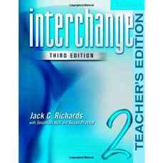 کتاب معلم اینترچنج سطح 2 (ریچاردز، هال و پروکتور) (ویرایش سوم 2005)