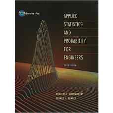 آمار و احتمال کاربردی برای مهندسین (مونتگومری و رانجر) (ویرایش سوم 2002)