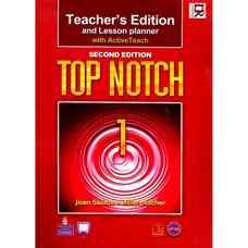 کتاب معلم Top Notch 1 (ساسلو و اچر) (ویرایش دوم 2011)