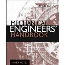 هندبوک مهندسین مکانیک - جلد اول: طراحی مواد و طراحی مکانیکی (کوتز) (ویرایش سوم 2005)