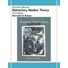 حل المسائل نظریه اعداد مقدماتی (روزن) (ویرایش پنجم 2004)