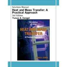 حل المسائل انتقال جرم و حرارت (سنجل) (ویرایش سوم 2006)