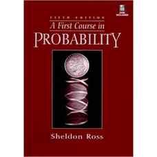 مقدمه ای بر احتمال (راس) (ویرایش پنجم 1997)