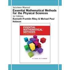 حل المسائل روش های ریاضی ضروری برای علوم طبیعی (رایلی و هابسون) (ویرایش اول 2011)