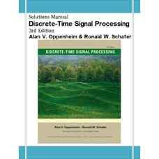حل المسائل پردازش سیگنال های گسسته زمانی (اوپنهایم و شفر) (ویرایش سوم 2009)