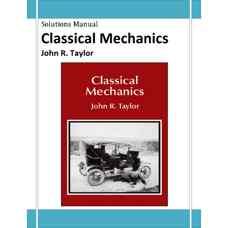 حل المسائل مکانیک کلاسیک (تیلور) (ویرایش اول 2005)