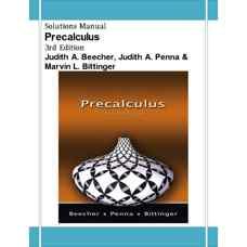حل المسائل جبر (بیچر، پنا و بیتینگر) (ویرایش سوم 2007)