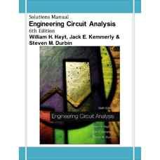 حل المسائل تحلیل مهندسی مدار (هیت، کمرلی و دوربین) (ویرایش ششم 2002)