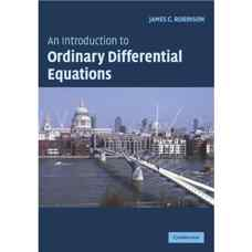 مقدمه ای بر معادلات دیفرانسیل معمولی (رابینسون) (ویرایش اول 2004)