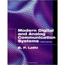 سیستم های مخابرات آنالوگ و دیجیتال مدرن (لاتی) (ویرایش سوم 1998)