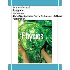 حل المسائل فیزیک (جامباتیستا، ریچاردسون و ریچاردسون) (ویرایش دوم 2009)
