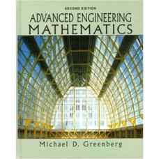 ریاضیات مهندسی پیشرفته (گرینبرگ) (ویرایش دوم 1998)