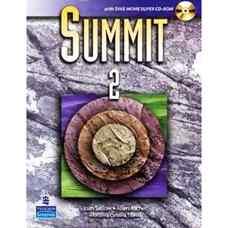 کتاب دانشآموز سامیت سطح 2 (ساسلو و اشر) (ویرایش اول 2007)