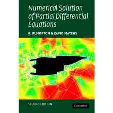 حل عددی معادلات دیفرانسیل با مشتقات جزئی (مورتون و مه یرز) (ویرایش دوم 2005)