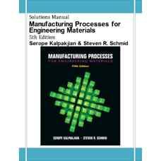 حل المسائل فرآیندهای تولید برای مواد مهندسی (کلپاکجیان، اشمید و کوک) (ویرایش پنجم 2007)