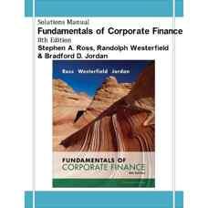 حل المسائل مبانی مالی شرکت (راس، وسترفیلد و جردن) (ویرایش هشتم 2007)