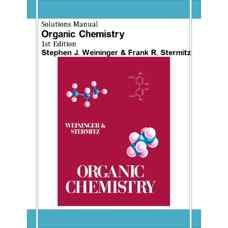 حل المسائل شیمی آلی (وینینگر و اشترمیتز) (ویرایش اول 1984)