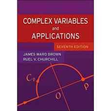 متغیرهای مختلط به همراه کاربرد آن ها (براون و چرچیل) (ویرایش هفتم 2003)