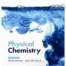 شیمی فیزیک اتکینز (اتکینز و دیپائولا) (ویرایش نهم 2009)