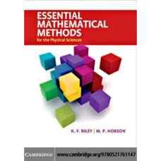 روش های ریاضی ضروری برای علوم طبیعی (رایلی و هابسون) (ویرایش اول 2011)