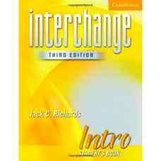 کتاب دانشآموز اینترچنج سطح اینترو (ریچاردز، هال و پروکتور) (ویرایش سوم 2004)