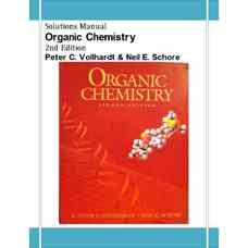 حل المسائل شیمی آلی (وولهارت و شور) (ویرایش دوم 1994)