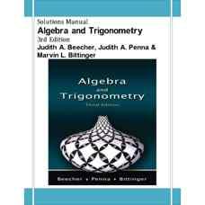 حل المسائل جبر و مثلثات (بیچر، پنا و بیتینگر) (ویرایش سوم 2007)