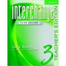 کتاب معلم اینترچنج سطح 3 (ریچاردز، هال و پروکتور) (ویرایش سوم 2005)