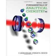 مبانی شیمی تجزیه (اسکوگ، وست، هولر و کراوچ) (ویرایش نهم 2013)