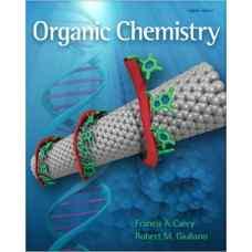 شیمی آلی (کری، گیولینو) (ویرایش هشتم 2010)