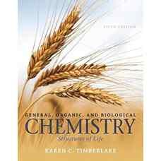 مقدمه ای بر شیمی عمومی، آلی و بیوشیمی (تیمبرلیک) (ویرایش پنجم 2015)