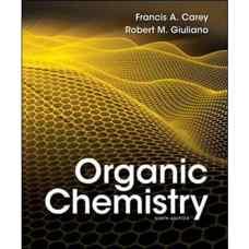 شیمی آلی (کری، گیولینو) (ویرایش نهم 2013)
