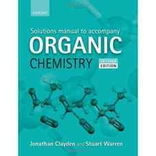 حلالمسائل شیمی آلی (کلایدن، وارن) (ویرایش دوم 2013)
