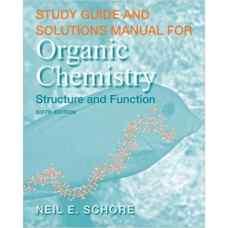 حلالمسائل شیمی آلی (وولهارت، شور) (ویرایش ششم 2010)