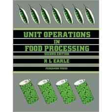 عملیات واحد در فرآوری مواد غذائی (ارل) (ویرایش دوم 1983)